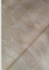 Vintage Mocha  32 Count Zweigart Belfast linen even weave fabric size options
