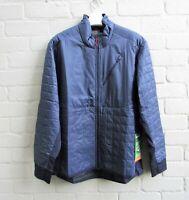 Icebreaker Helix, shell layer merino filled, puffer jacket 2XL mens