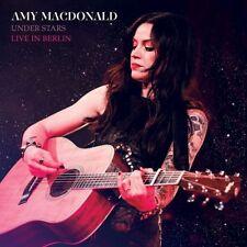 AMY MACDONALD - UNDER STARS (LIVE IN BERLIN/2017)   CD+DVD NEU