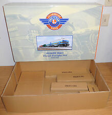 LIONEL 6-31752 B&O F-3 AB #2269W FREIGHT TRAIN SET BOX ONLY POSTWAR CELEBRATION