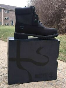 """TIMBERLAND MEN&WOMEN  NAUGHTY-NICE LIMITED RELEASE 6"""" PREMIUM BOOT A1İ7R SIZE 13"""