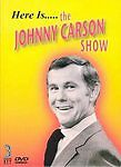 Here Is...The Johnny Carson Show, New DVD, Johnny Carson, Ed McMahon, N/a