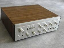 AMPLI shakard sa 820 vintage silver STEREO amplificateur audio hifi très rare