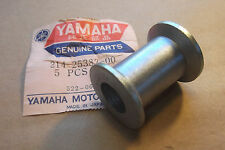 YAMAHA DT1  DT-1  1968>1970  GENUINE  REAR  WHEEL  AXLE  COLLAR - # 214-25383-00