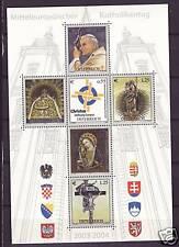 Österreich Block  24  **  Katholikentag mit Papst