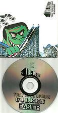 THE HEAVY That Kind of Man 3 REX w/ UNRELEASE TRK UK PROMO DJ CD single