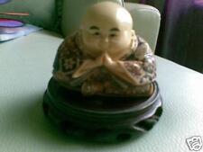 Porcelain monk, display, feng shui