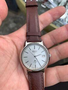 Vintage Grand Seiko 5646-7010  Hi-Beat Automatic Men Watch, Serviced 2020