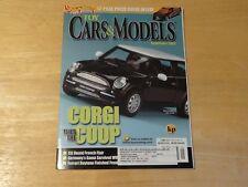 Toy Cars & Models Magazine #66 September 2003 Corgi Flies the Coop