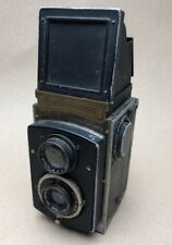 Rollei Rolleicord I Art Deco Shutter In working Zeiss 75mm lens Very Rare 1934