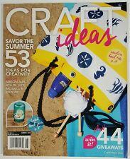 Craft Ideas Ideas for Creativity Beach Jars Kid DIY Summer 2016 FREE SHIPPING JB