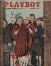 PLAYBOY Vol.3 #11, November 1956