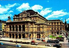Wien , Staatsoper, Ansichtskarte