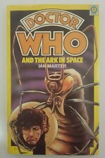 Doctor Who and the Ark in Space by Ian Marter, Vintage Pb 1977/First Printing