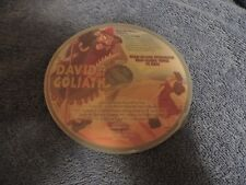 David and Goliath Sing-Along CD