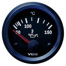 VDO Cockpit 52mm Oil Temperature Gauge for 4WD Nissan Toyota Mitsubishi Audi BMW