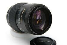 Minolta AF 100-300mm F4.5-5.6 APO Tele Zoom Digital Sony Alpha A-Mount A99