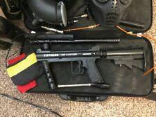 Tippmann 98 Paintball Gun With Accessories