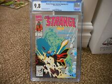 Dr Strange 37 cgc 9.8 Marvel 1992 MINT Sorcerer Supreme Doctor Silver Surfer WHT