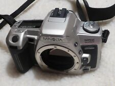 Vintage Retro Minolta 505si Super Dynax Film Camera TESTED working fine