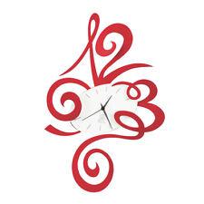 Orologio parete Robin Rosso Arti e Mestieri
