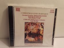 CSSR State Philharmonic Orchestra/Peter Breiner –Christmas Goes Baroque (CD)New