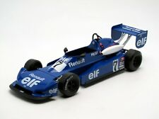 RENAULT FORMULE 3 MK 27 - 1979 PROST - 1:18 SOLIDO MODEL SCALE CAR DIECAST 240