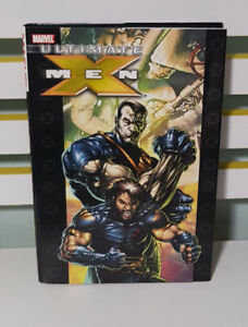 ULTIMATE X-MEN - VOLUME 5! HC / DJ GRAPHIC NOVEL / COMIC BOOK!