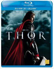 Thor (2011) 3D + 2D Blu Ray