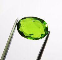 Wonderful Oval Cut 6.05 Ct Green Amethyst Gemstone eBay