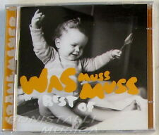 HERBERT GRONEMEYER - WAS MUSS MUSS BEST OF - CD Sigillato
