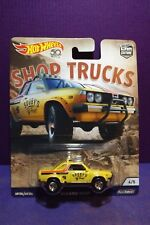2018 Hot Wheels 50th Car Culture SHOP TRUCKS SUBARU BRAT. No.4 of 5.