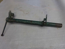 John Deere B Speed Control Shaft And Lever With Steering Tower