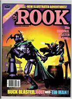 The Rook #1 1979 Canadian Price Variant Warren Magazine 1979 Rare