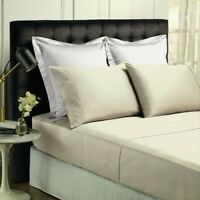Park Avenue 500 Thread count Cotton Bamboo Sheet sets in Dove
