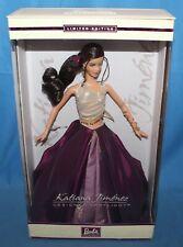 2002 MATTEL DESIGNER SPOTLIGHT KATIANA JIMENEZ BARBIE DOLL LIMITED EDITION