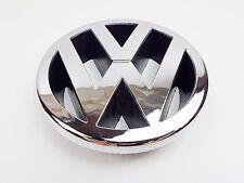 VW GOLF MK4 IV [1998-2004] FRONT GRILLE BADGE CHROME EMBLEM LOGO 125MM 3B0853601