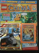 LEGO LEGENDS OF CHIMA MAGAZINE Issue 17 Balestra Giocattolo