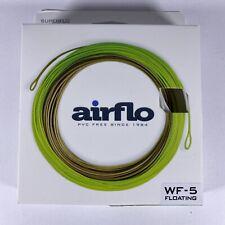 Airflo Superflo Universal Taper Floating Fly Lines WF5F
