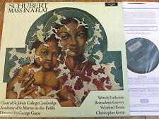 ZRG 869 Schubert Mass in A flat / Guest / St. John's etc.
