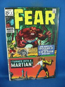 FEAR  4 F 1971