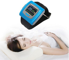 Hot!! CE FDA CONTEC Wrist  Wearable Digital Pulse Oximeter SPO2 CMS50F warranty