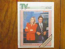 Oct-1990 Minne Star Tribune TV Week Mag(HELEN SHAVER/JOHN SHEA/HARRIS YULIN/WIOU
