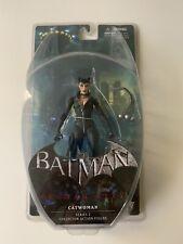 "DC Direct Batman Arkham City Catwoman Series 2 Collector 6"" Action Figure NEW!"