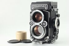 White Face!【TOP MINT】Rolleiflex 2.8F TLR Camera Planar 80mm F2.8 From Japan W750