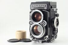 RARE!【TOP MINT White Face】Rolleiflex 2.8 F Camera Planar 80mm F2.8 From JPN W750