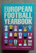 The European Football Yearbook 2000 / 20001 Hardback 00 /01 by Mike Hammond