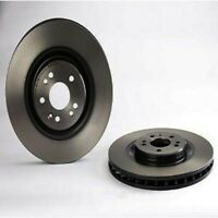 Brembo 09.7606.11 Front Premium Brake Rotor 12 Month 12,000 Mile Warranty