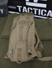 USMC Tactical 3L SOURCE Hydration System Carrier w/o Bladder Coyote Brown MINT