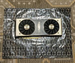 NVIDIA Titan RTX  24GB GDDR6 Video Graphics Card (900-1G150-2500-000)